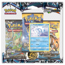 Pack 3 Boosters - SL5 Ultra Prisme