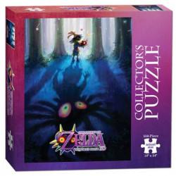 Puzzle Zelda Majora's Mask Monster Hunter