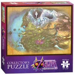 Puzzle Zelda Majora's Mask Termina Map