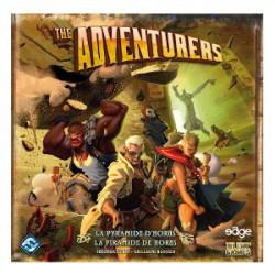 The Adventurers: la Pyramide d'Horus