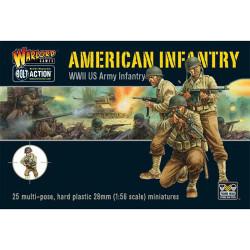 Bolt Action : American Infantry