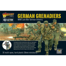 Bolt Action : German Grenadiers