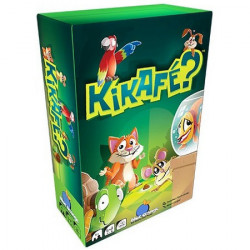 Kikafé (Who dit it?)