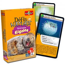 Défis Nature : Animaux Rigolos