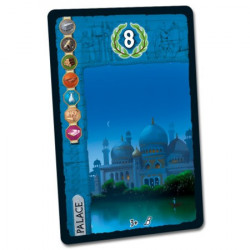 7 Wonders : Carte Palace