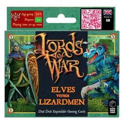Lords of War : Elves vs Lizardmen
