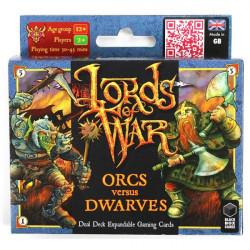 Lords of War : Orcs vs Dwarves