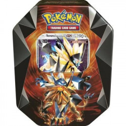 Pokebox 2018 Necrozma Crinière du Couchant