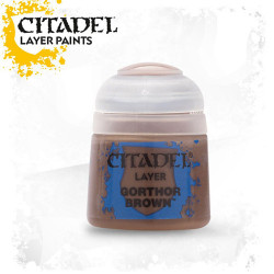 Citadel Layer Gorthor Brown
