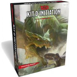 Dungeons & Dragons 5 : Kit d'Initiation