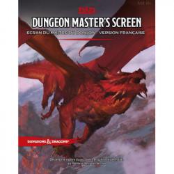 Dungeons & Dragons 5 : Ecran du Maitre du Donjon