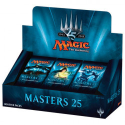 24 Boosters Master 25 (anglais)