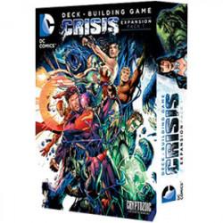 DC Comics Deck Building - Crisis