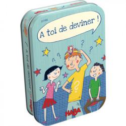 A Toi de Deviner !