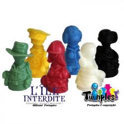 Twinples - L'Ile Interdite
