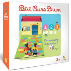Petit Ours Brun - 1, 2, 3 Maison !