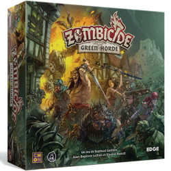 Zombicide Black Plague - Green Horde