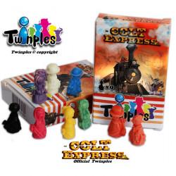 Twinples - Colt Express