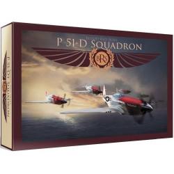 Blood Red Skies - US P-51 Mustang Squadron Set
