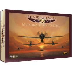 Blood Red Skies - Japanese Mitsubishi A6-M5...