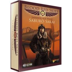 Blood Red Skies - Japanese Ace Pilot Saburo...