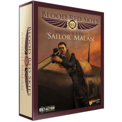 Blood Red Skies - British Ace Pilot Malan Set