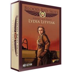Blood Red Skies - Soviet Ace Pilot Lyda Litvyak...