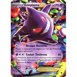 Carte Pokemon Ectoplasma Ex 170 PV