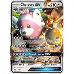 Carte Pokemon Chelours Gx 210 PV