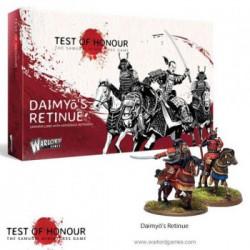 Test of Honour - Daimyo Retinue