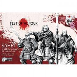 Test of Honour - Sohei Warrior Monks of Mount Hiei