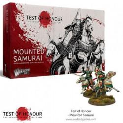 Test of Honour - Mounted Samurai