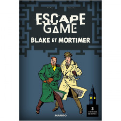Escape Game - Blake et...