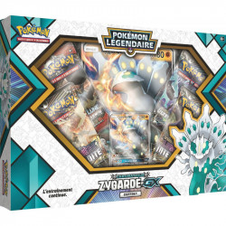 Coffret Pokémon Zygarde Gx