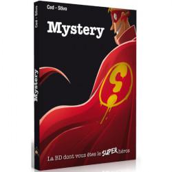 Mystery - La BD dont vous êtes le Héros