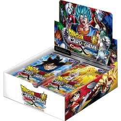 Dragon Ball Super Card Game - 24 Boosters Série 3