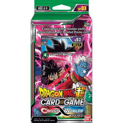 Dragon Ball Super Card Game - Special Pack 3