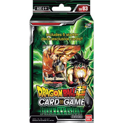 Dragon Ball Super Card Game - Starter 3 Dark...