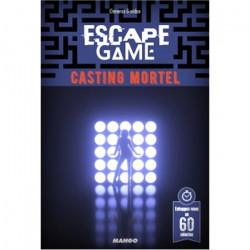 Escape Game - Casting Mortel