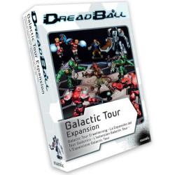 Dreadball 2 : Extension Galactic Tour