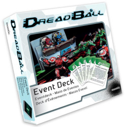 Dreadball 2 : Deck d'Evénements