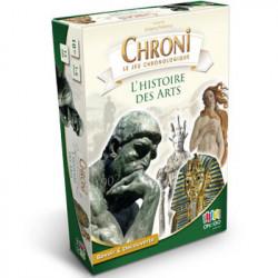 Chroni - Histoire des Arts