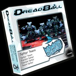 Dreadball 2 : Nemion Oceanics - Equipe Sphyr