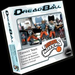 Dreadball 2 : Long Rock Lifers - Equipe de...