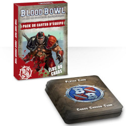 Blood Bowl : Pack de Cartes Equipe -...