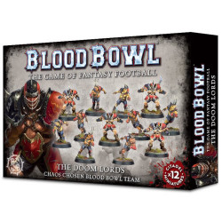 Blood Bowl : The Doom Lords Equipe Elus du Chaos