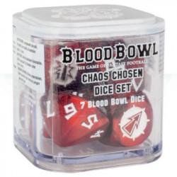 Blood Bowl : Set de Dés Elus du Chaos