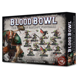 Blood Bowl : The Skavenblight Scramblers Equipe...