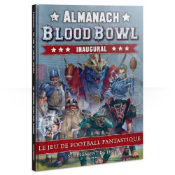 Blood Bowl : Almanach Blood Bowl Inaugural