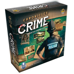 Chronicles of Crime - Enquêtes...